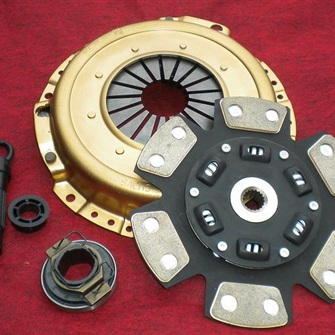 Sprung Six Puck High Performance Clutch Kit
