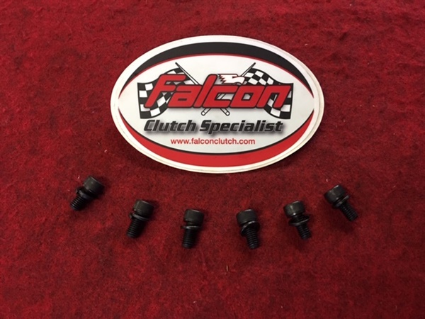 8MM x 1.25 Bolt Kit 6 piece