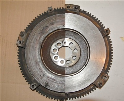 Flywheel Resurfacing / Flat / Up to 13""